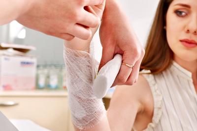 Seaway professional indemnity insurance bandaging