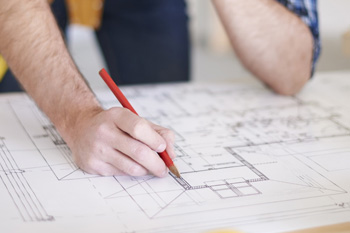 Are you applying for planning consent to alter the property?